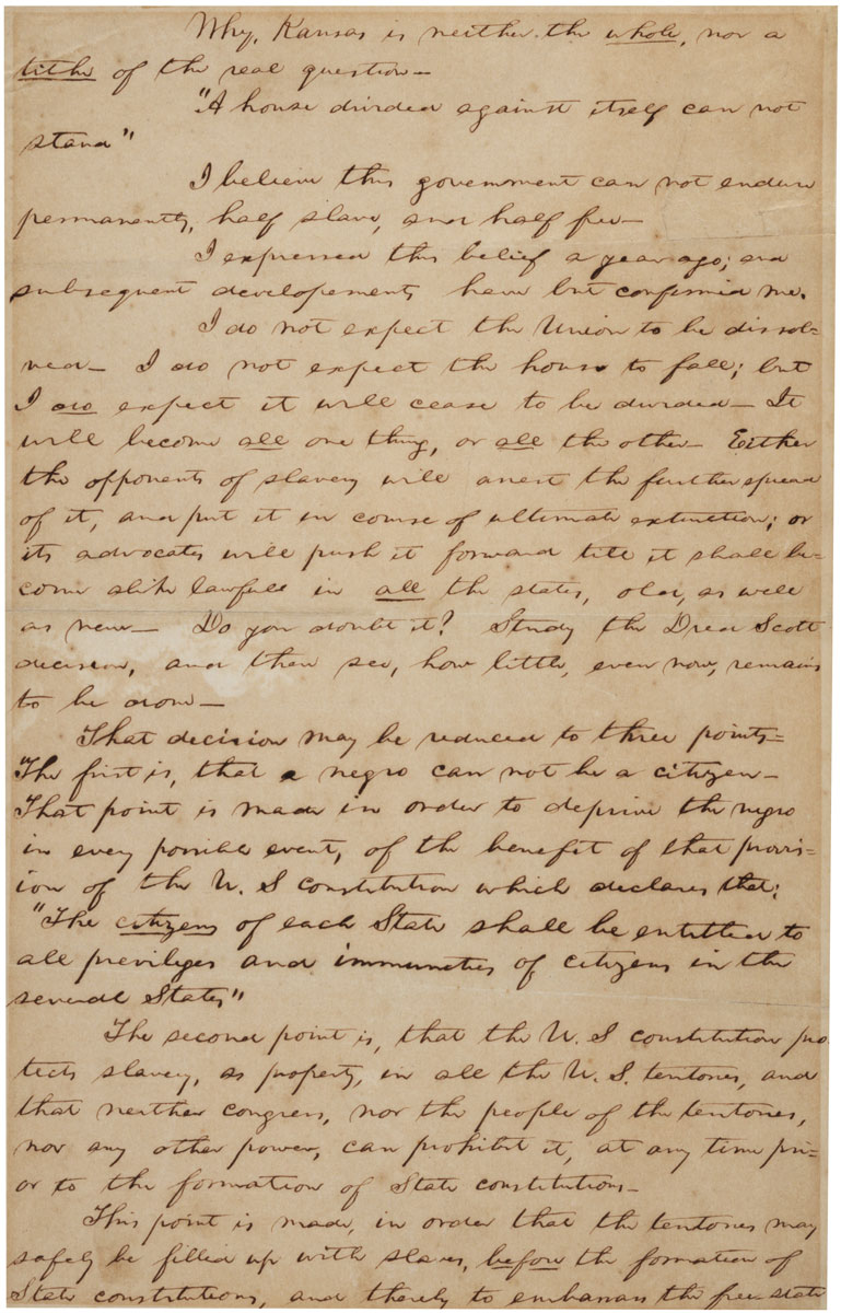Guide Abraham Lincolns Law Notes