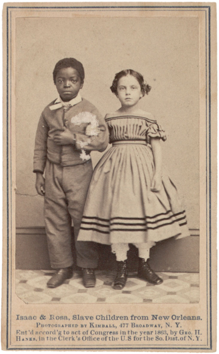 Slave Children Of New Orleans 1863 Ap Us History Study